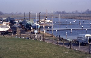 Hafen-Anfangsjahre